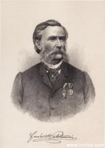 Ljudevit Vukotinović, preuzeto s www.crohis.com