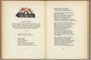 Éjtszakának virrasztója : Petrica Kerempuh, balladái, Budimpešta, 1959.