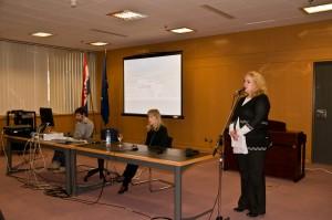Predstavljanje NVDA programa djelatnicima Nacionalne i sveučilišne knjižnice u Zagrebu