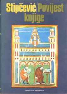 Aleksandar Stipčević, Povijest knjige, 1985. Naslovnica.