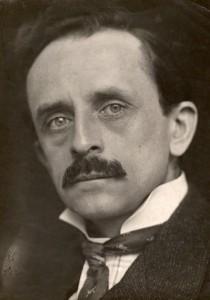 J. M. Barrie, autor George Charles Beresford, preuzeto s https://en.wikipedia.org
