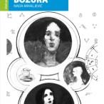 """Naslovnica romana """"Vrt plavog božura"""". Izdavač: Hrvatsko društvo književnika za djecu i mlade."""