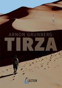"""Korice romana """"Tirza"""" Arnona Grunberga. Izdavač: Lector, Rijeka, 2017."""