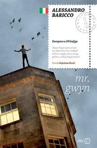 Mr. Gwyn, korice romana u izdanju nakladničke kuće V.B.Z., 2015.